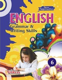 ENGLISH GRAMMER & WRITING SKILLS Stage-(VI)