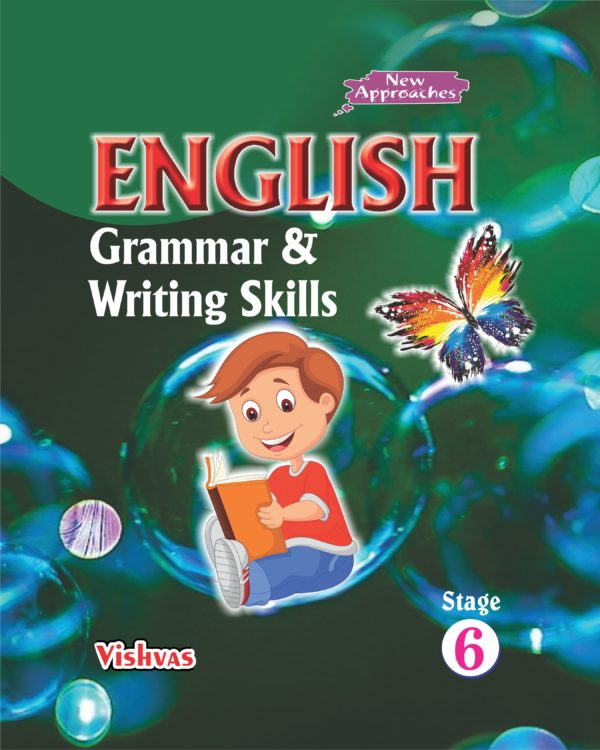 ENGLISH GRAMMAR & WRITING SKILLS Class-VI-vishvasbooks