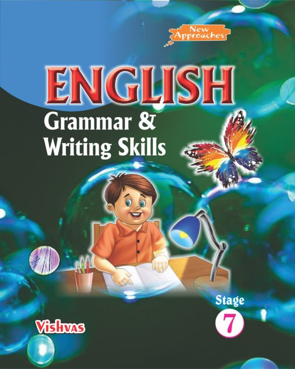 ENGLISH GRAMMAR & WRITING SKILLS Class-VII-vishvasbooks