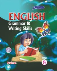 ENGLISH GRAMMAR & WRITING SKILLS Class-VIII-vishvasbooks