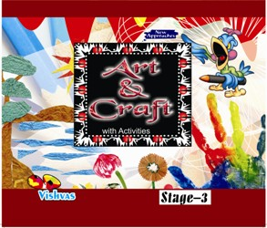 ART & Craft (Delux),Stage -(3), With Art Material