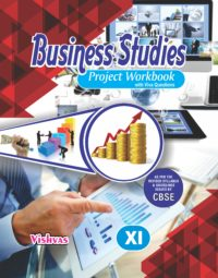 BUSINESS STUDY PROJECT WORKBOOK Class 11th