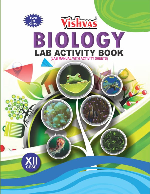 Biology Lab Activity Book class-XII-F