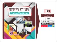 Business Study Project Workbook-Class-XI