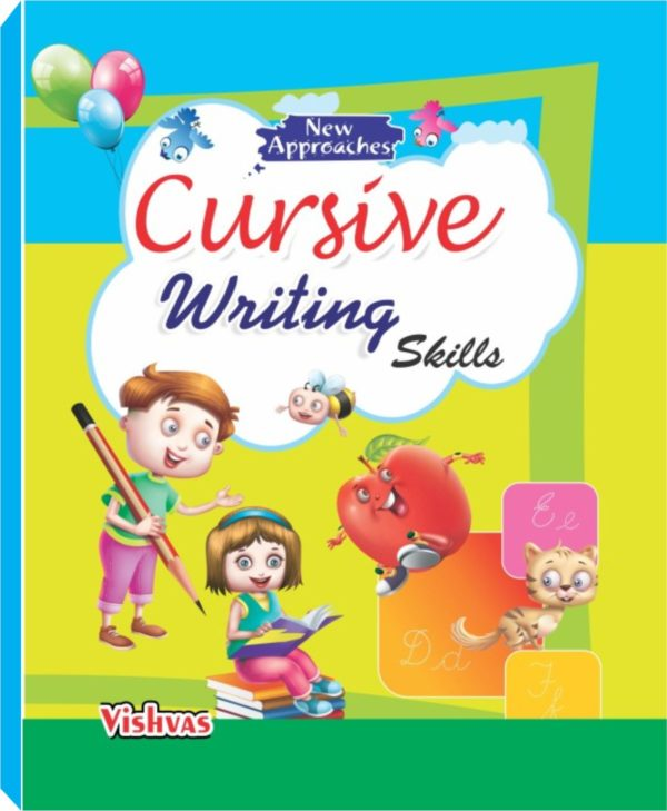 CURSIVE WRITING SKILLS CLASS-1-VISHVASBOOKS