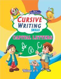 Capital cursive