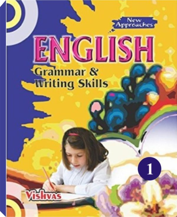 ENGLISH GRAMMAR & WRITING SKILLS STAGE 1-VISHVASBOOKS
