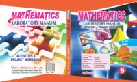 MATHEMATICS LAB MANUAL CLASS-IX-VISHVASBOOKS.