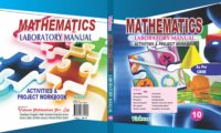 MATHEMATICS LAB MANUAL CLASS-X-VISHVASBOOKS