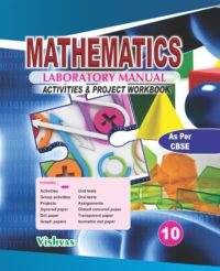 MATHEMATICS LAB MANUAL CLASS-X-VISHVASBOOKS-f