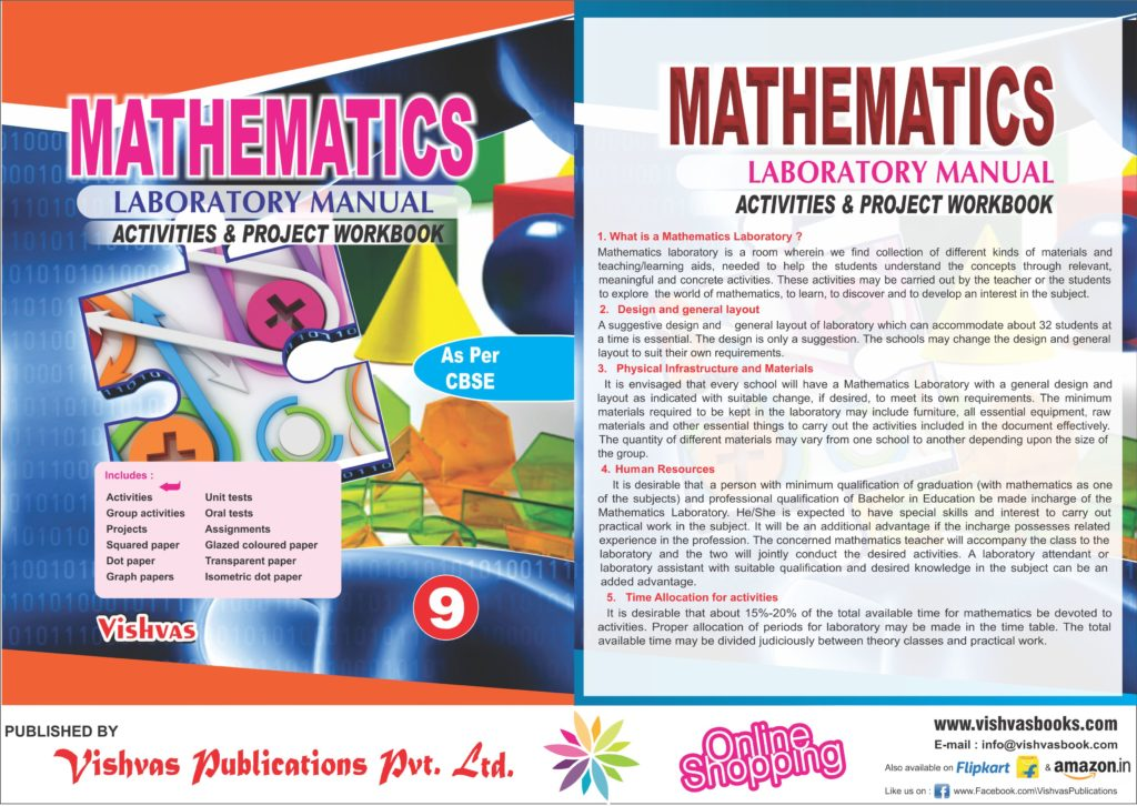 Mathematics Lab Manual Class