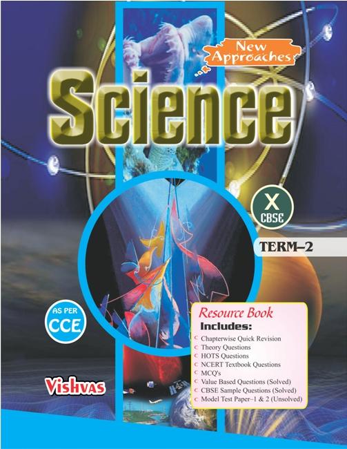 SCIENCE RESOURCE BOOK(TERM II)(X)