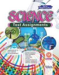 SCIENCE TEST ASSIGNMENT(TERM-1)(IX)