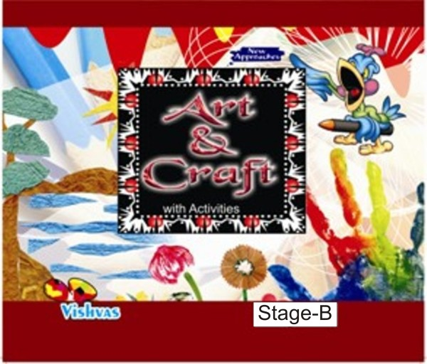 ART & CRAFT(With Art Material) STAGE- B
