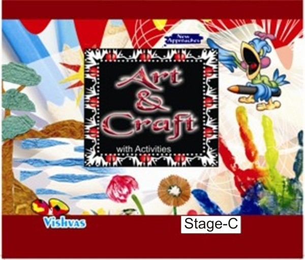 ART & CRAFT(With Art Material) STAGE- C