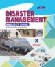 DISASTER MANAGEMENT PROJECT BOOK, X,As per latest syllabus issued by CBSE