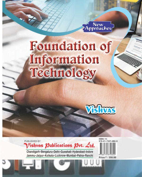 Foundation of Information Technology-X--