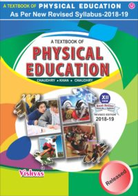 Physical Education 10 2-CBSE-2018-19 New