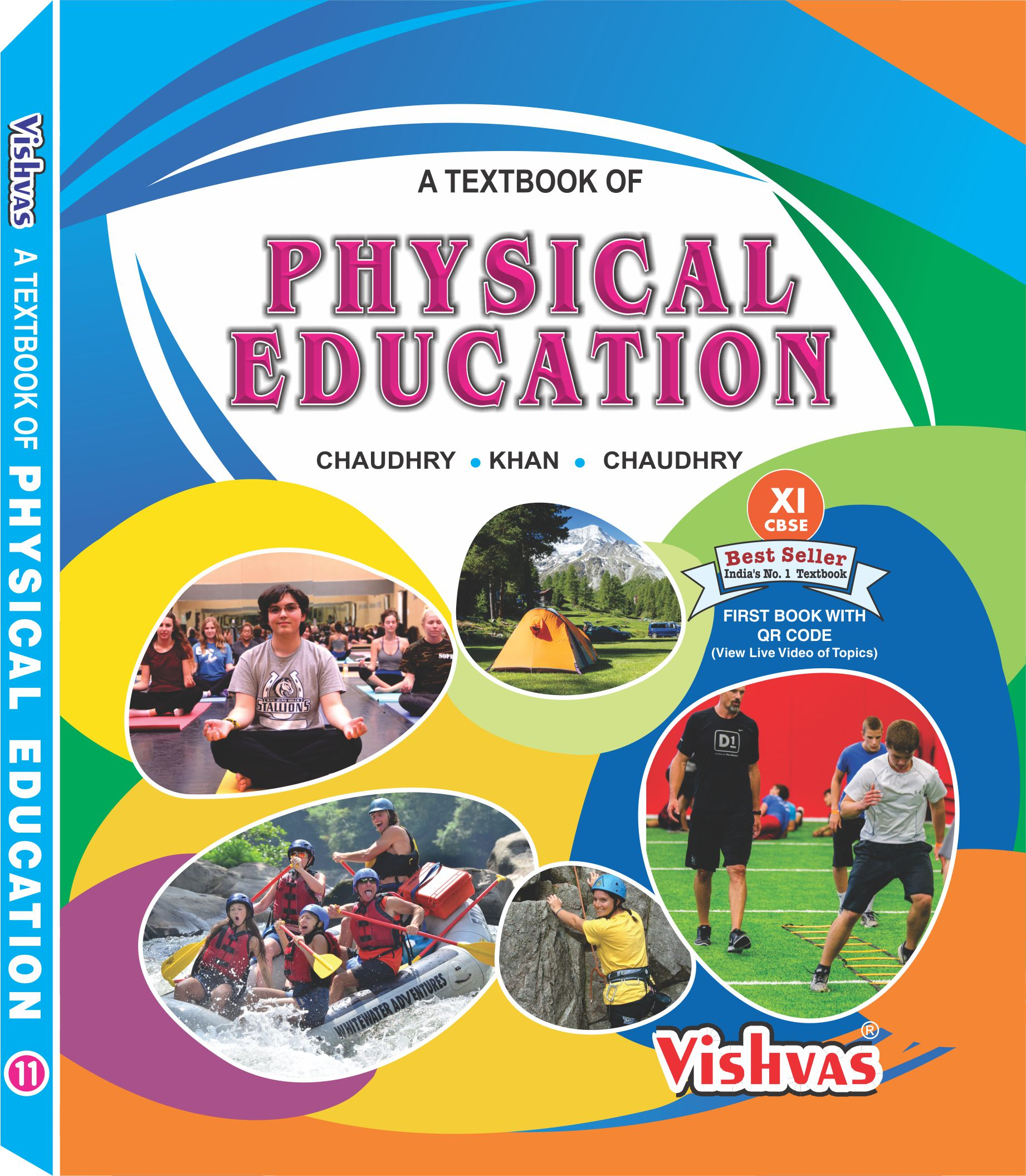 physical education textbook class xi cbse 2018 19 vishvasbooks