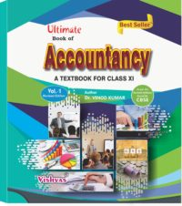 Ultimate Book of Accountancy -Volume-1-Class-XI-2018-19