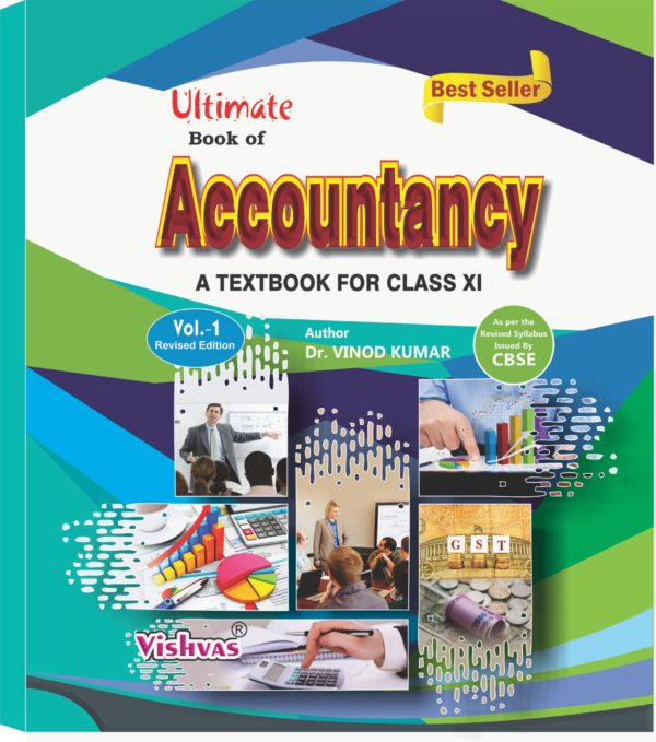 Ultimate Book of Accountancy -Volume-1-Class-XI-2018-19