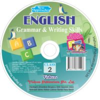 ENGLISH GRAMMAR & WRITING SKILLS Stage-II-CD-vishvasbooks