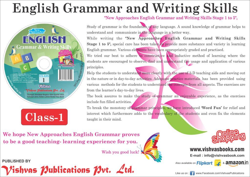 English Grammar Class-1