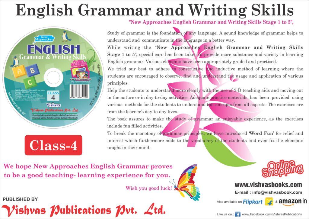 English Grammar Class-4