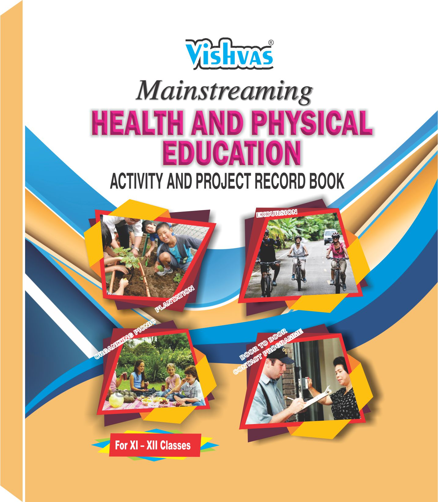 Mainstreaming Health And Physical Education (Project Record book) for IX to XII Classes